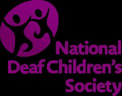 National Deaf Children Society Logo